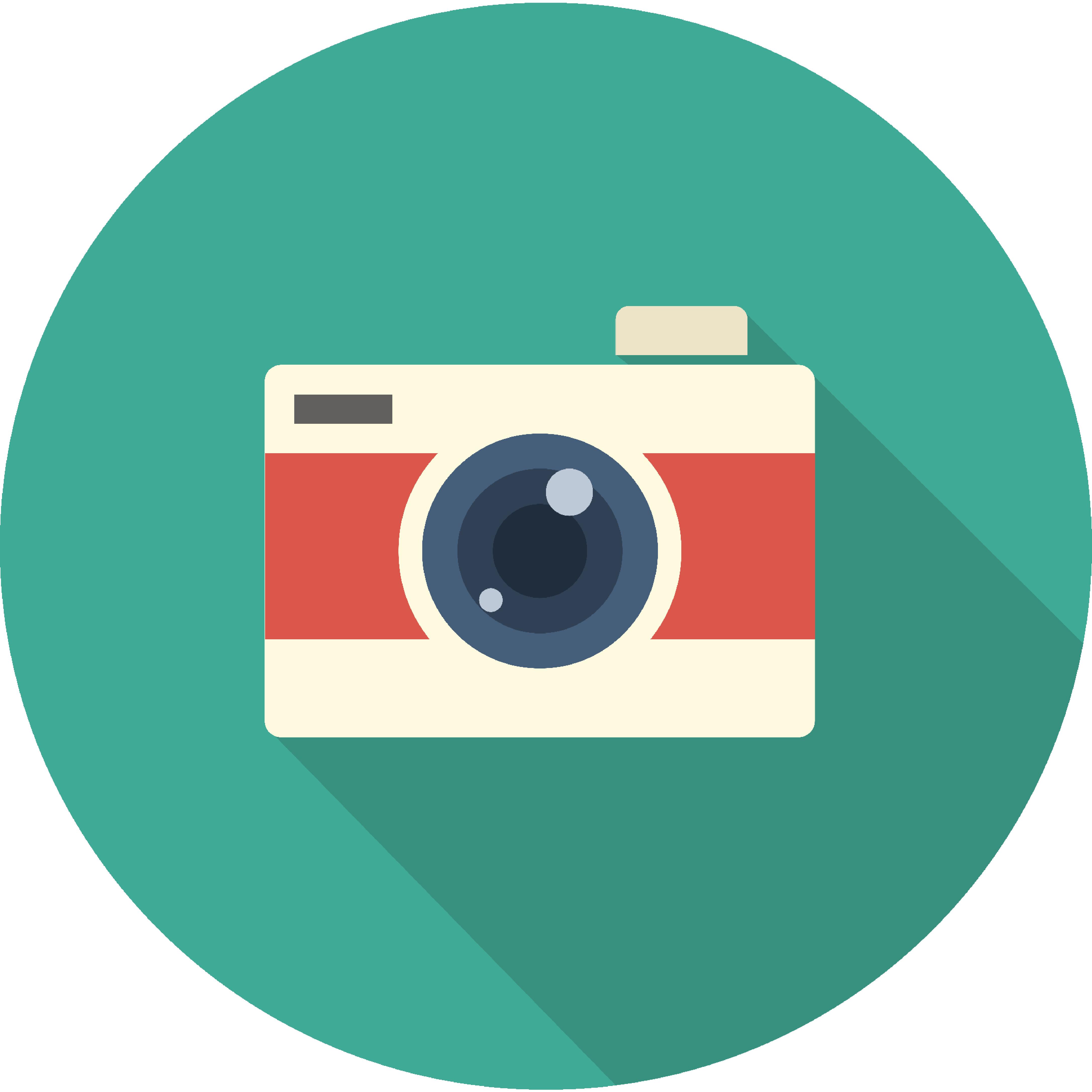 How to change the gallery icon to camera on kik - Korean